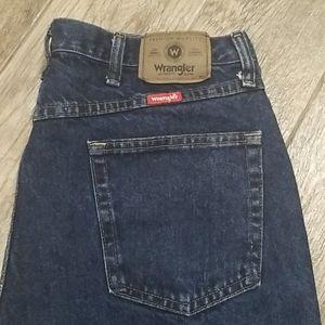 Wrangler 38x29 regular fit denim jean